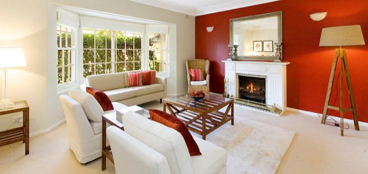 Scegliere i colori per la casa ecco cosa tenere in considerazione - Colorare le pareti del soggiorno ...