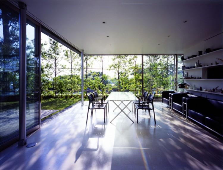 La casa senza pareti for Casa moderna jesolo
