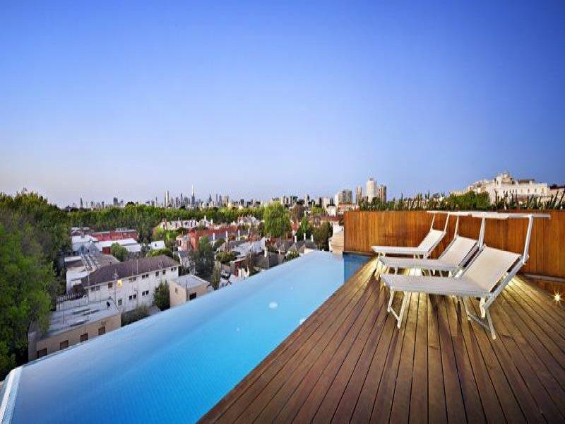 Superbe proporzioni - Piscina terrazzo ...