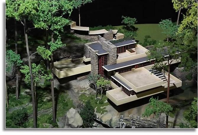La migliore opera architettonica americana di tutti i for Frank lloyd wright piani casa della prateria