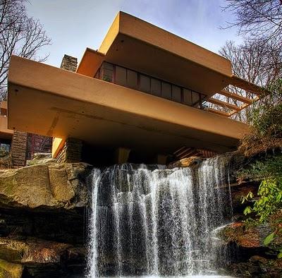 La migliore opera architettonica americana di tutti i for Architettura wright