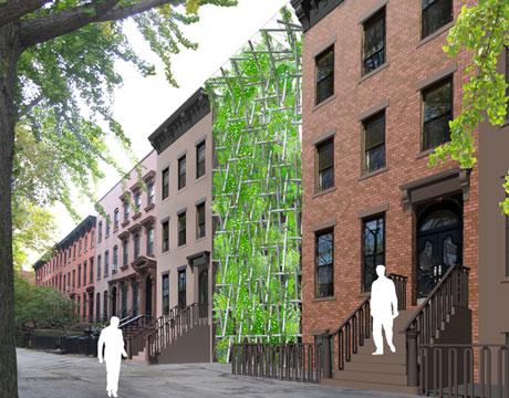Mobile gardening e giardini verticali - Casa.it