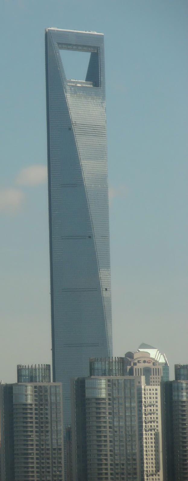 I 5 grattacieli piu 39 alti del mondo for Mondo office