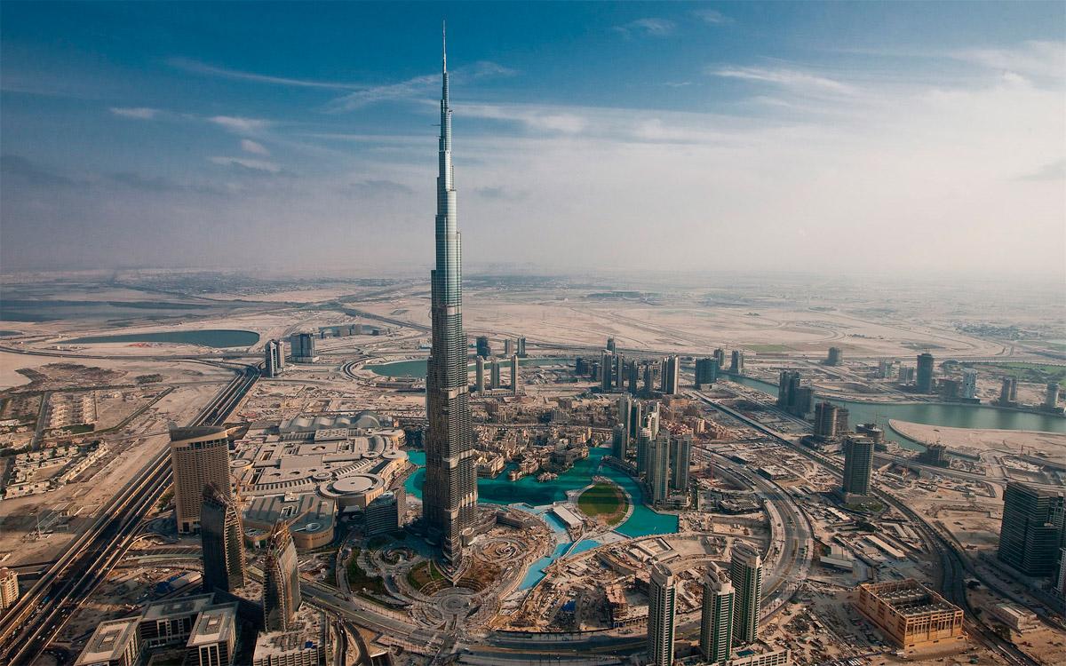 I 5 grattacieli piu 39 alti del mondo for Statua piu alta del mondo