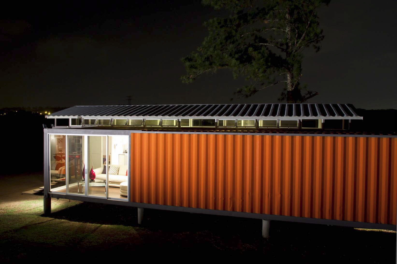Il container si fa casa - Container home costs ...