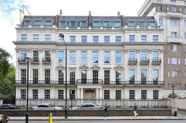 La casa pi costosa d 39 inghilterra for Piani di casa cottage inglese