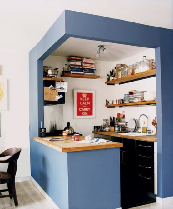 15 mini cucine creative - Casa.it