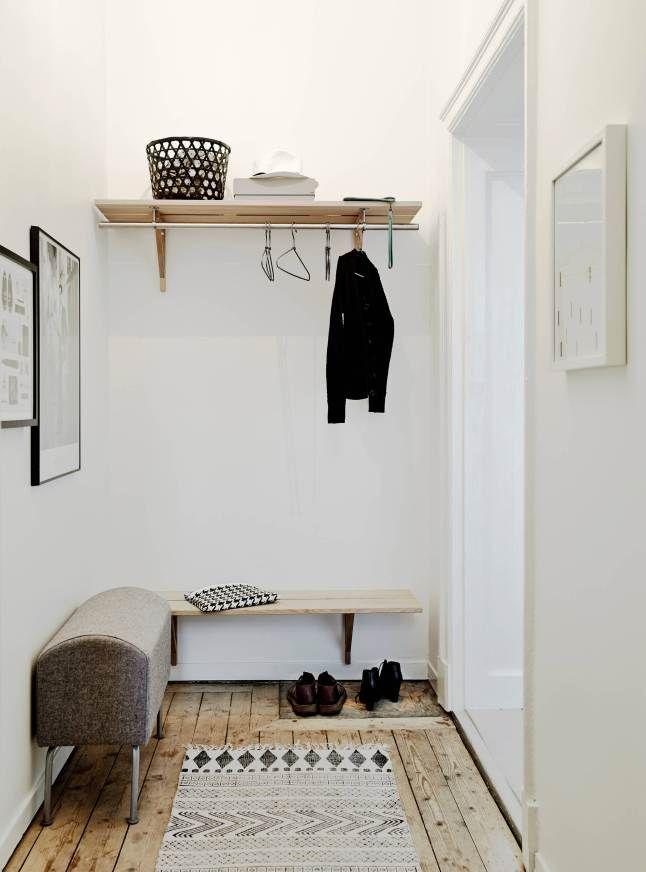 Idee e soluzioni per arredare l 39 ingresso di casa for Idee per arredare un piccolo ingresso
