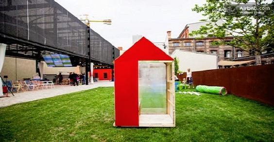 Renzo Piano La Casa Piu Piccola Del Mondo : Viaggi low cost a berlino dormire con euro notte