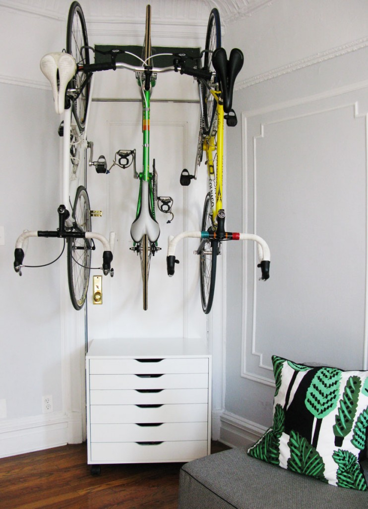 fortheloveofbikes_at home bike storage 1