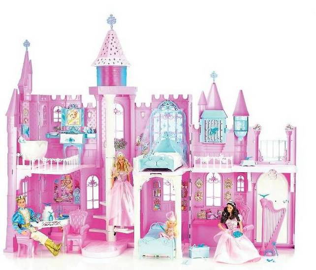 Free coloring pages of casa da casa da barbie - Casa de barbie ...