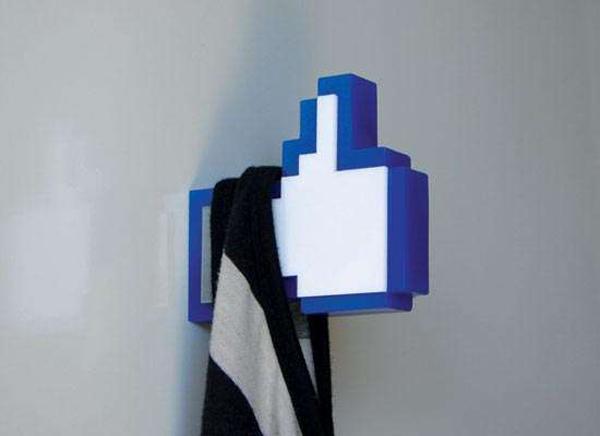 facebook-like-hanger