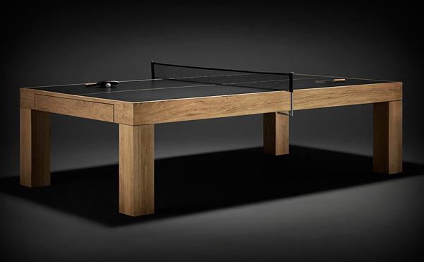 8 gadgets per una casa geek - Tavolo da ping pong dimensioni ...