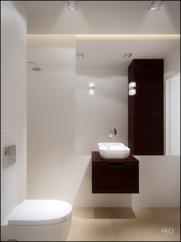 40 mq egregiamente ristrutturati for 4 x 6 bathroom design