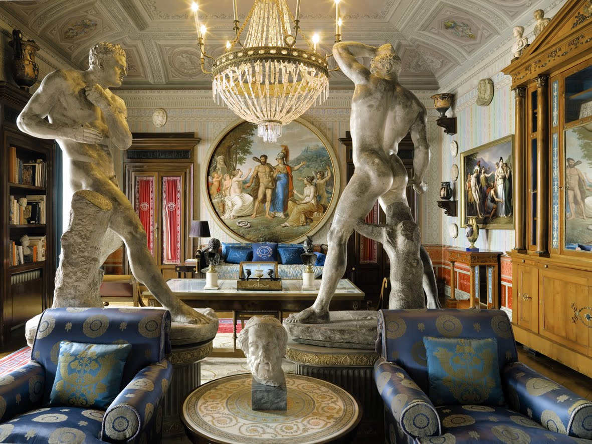 Di nuovo in vendita la villa di versace a miami - Versace home design ...