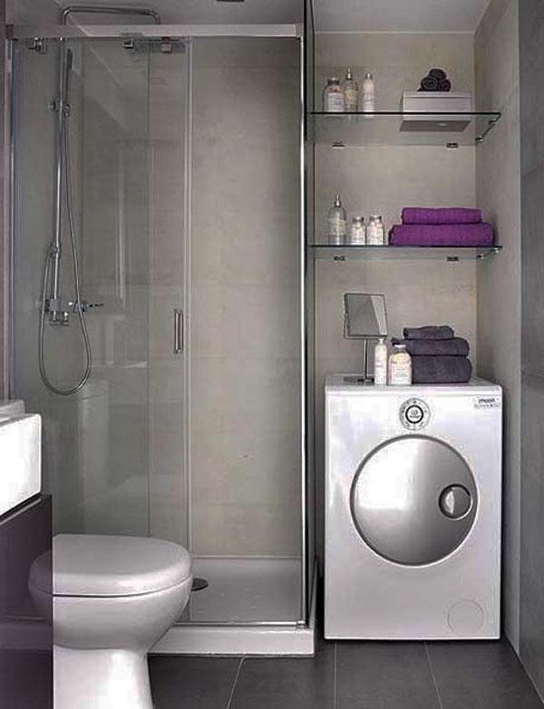 10 grandi idee per arredare un piccolo bagno   casa.it