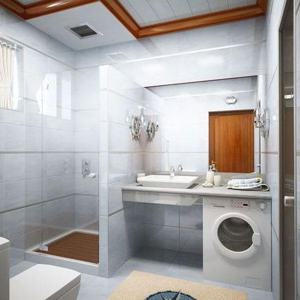 10 grandi idee per arredare un piccolo bagno for Idee per arredare un bagno