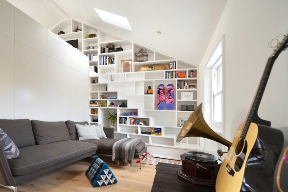 Un piccolo grande loft 4 ambienti in meno di 40 mq for Casa 40 mq ikea