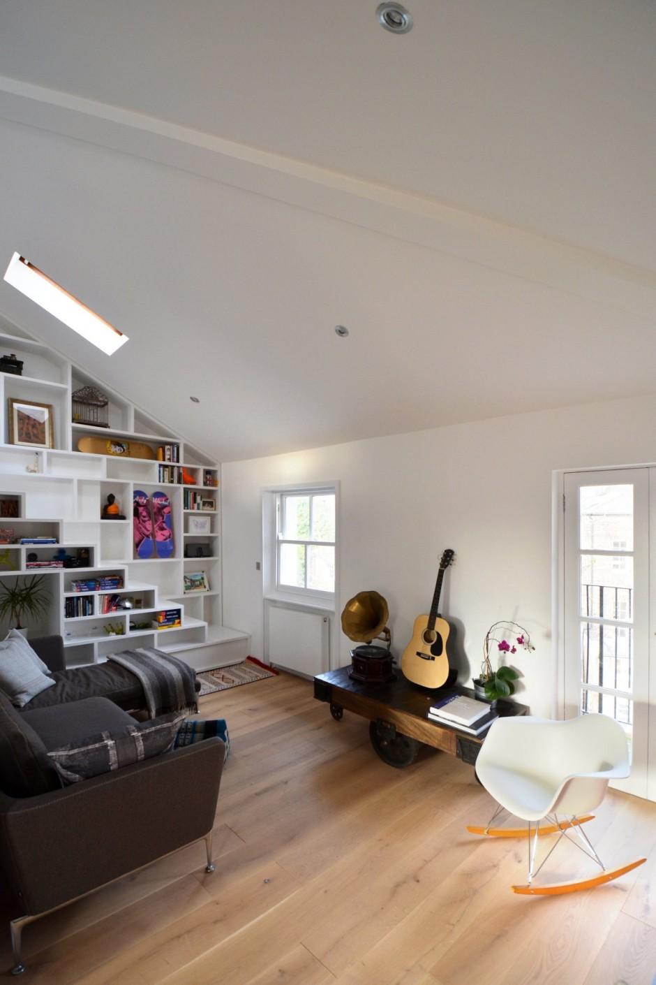 Un piccolo grande loft 4 ambienti in meno di 40 mq for Piccolo design di casa