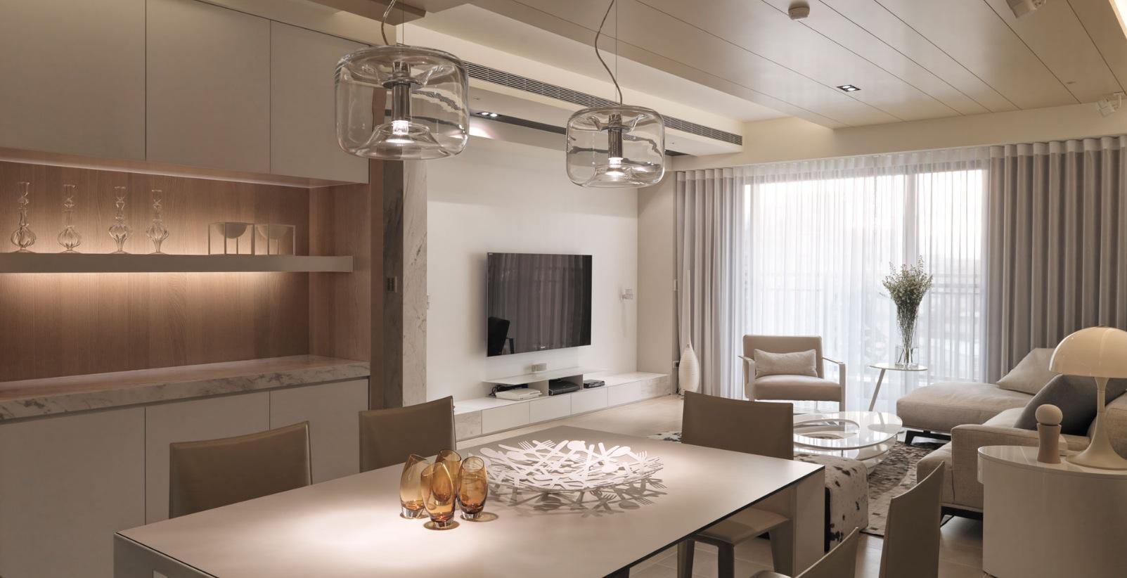 Un piccolo spazio un grande progetto e un risultato for Interni di appartamenti