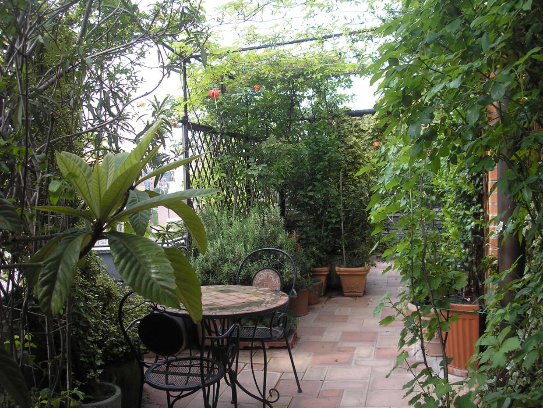 Terrazzi in fiore le foto delle vincitrici - Piante sempreverdi per terrazzi ...