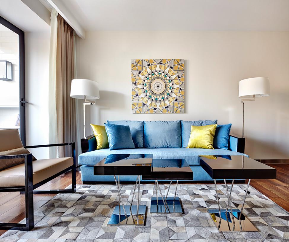 Soggiorno E Cucina In 25 Mq: Interior design piccola zona living ...