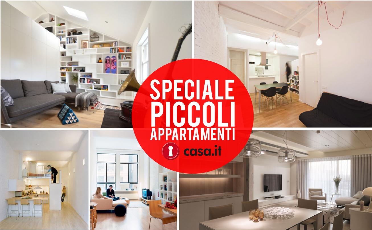 Mini appartamenti 5 soluzioni sorprendenti dai 40 ai 50 for Piccole planimetrie della casa con soppalco
