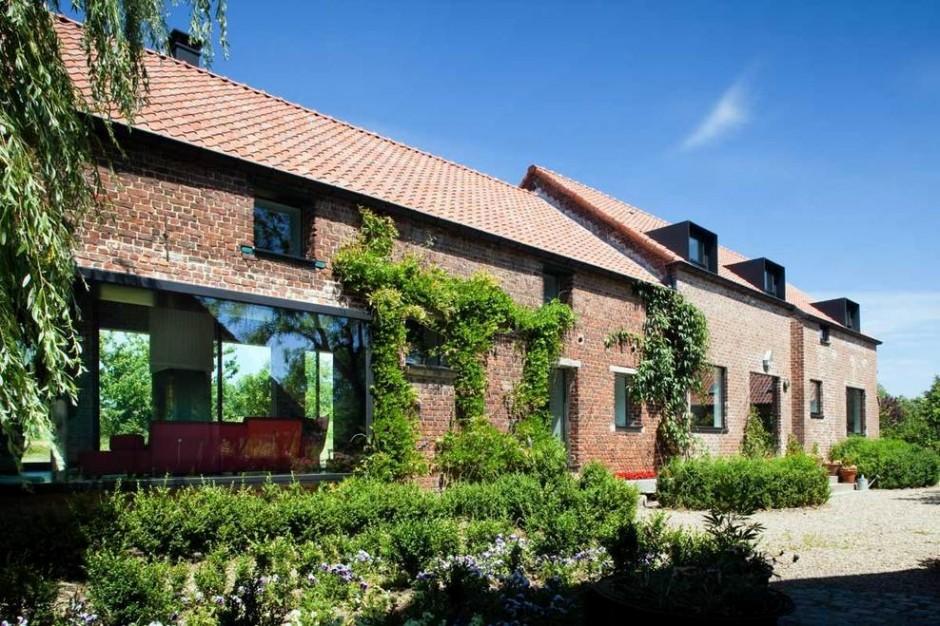 Le 13 case pi belle del 2013 for Planimetrie della fattoria contemporanea