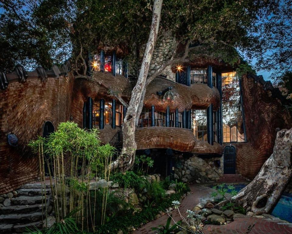 Nella casa delle fiabe for I piani rossi della casa del cottage