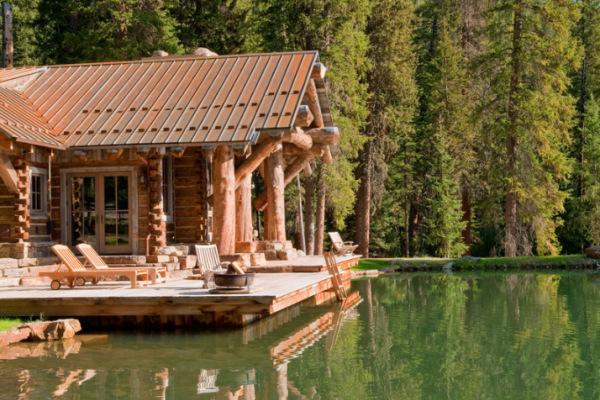 Un paradiso in montagna for Quanto comprare una casa con 2 camere da letto