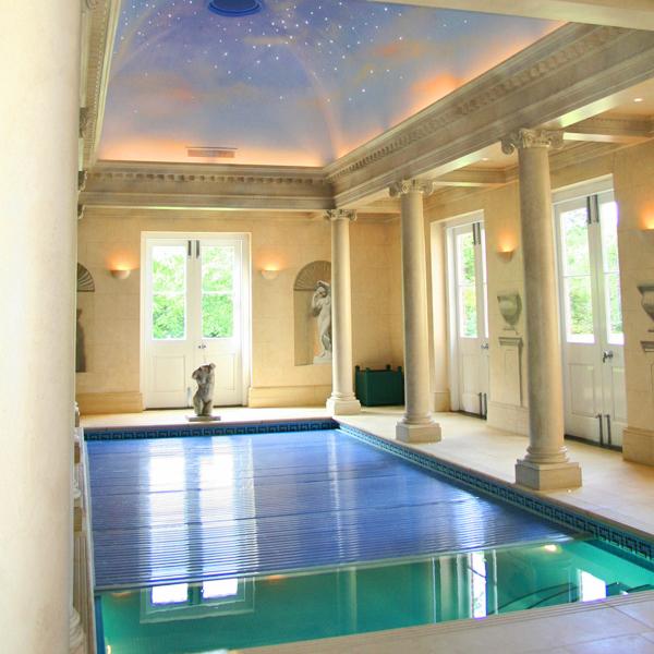 Gallery dieci straordinarie piscine coperte for Piscina in casa
