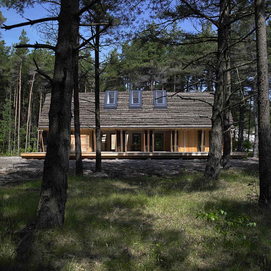Bioedilizia la casa costruita con le alghe for Casa costruita