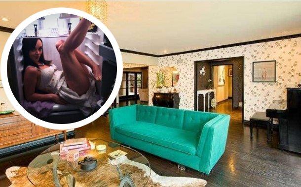 Christina ricci vende la villa di los feliz for Case a buon mercato in mammoth ca