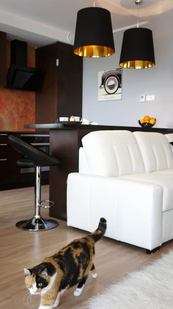 Stile ed eleganza in 30 mq for Arredare appartamento 100 mq