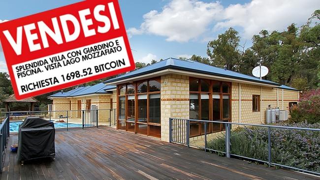 casa venduta bitcoin