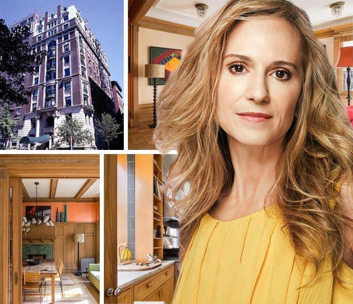 Holly hunter vende l 39 appartamento di new york acquistato for Casa a new york affitto