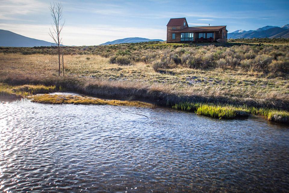 La casa che vi lascer senza fiato for Stazione di jackson hole cabin