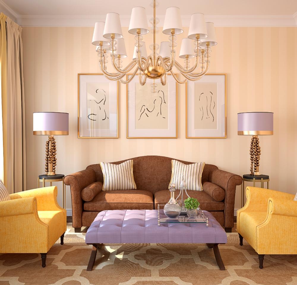 Idee Illuminazione Salone: Ristrutturazione cucina e soggiorno ...