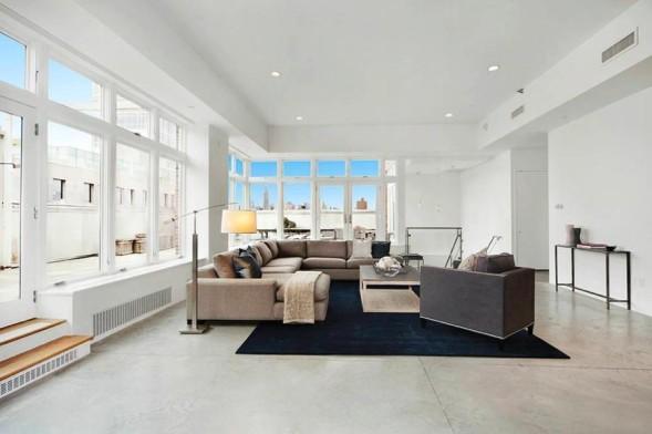 Il nuovo attico da 14 milioni di dollari di rihanna for Comprare casa a new york manhattan
