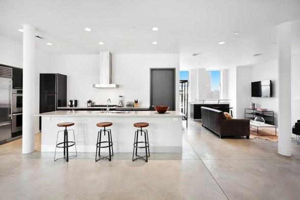 Il nuovo attico da 14 milioni di dollari di rihanna for Piani di case modulari con 2 master suite