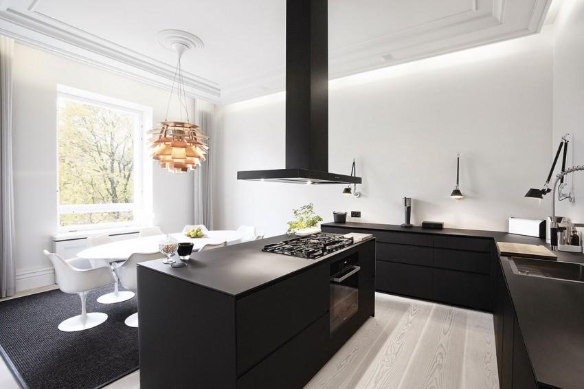 Bianco e nero un mix minimal di eleganza e raffinatezza for Interieur ontwerpers
