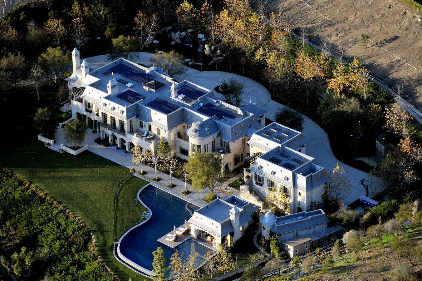 La super villa della top model gisel bundchen in vendita for Case da sogno a buon mercato