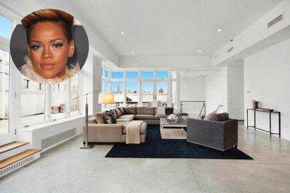 attico di Rihanna