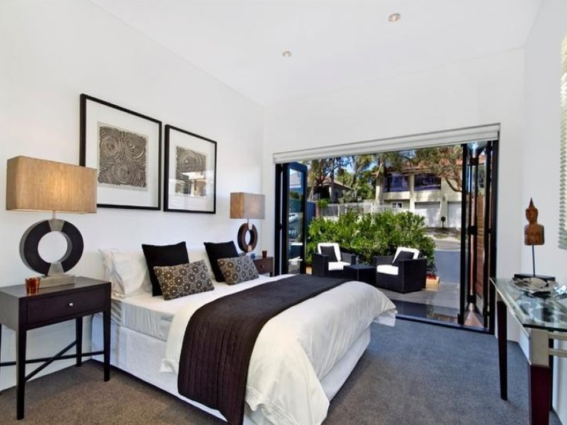 Eleganti Camere Letto Bianco Nero : La stanza dei sogni idee per arredare camera da