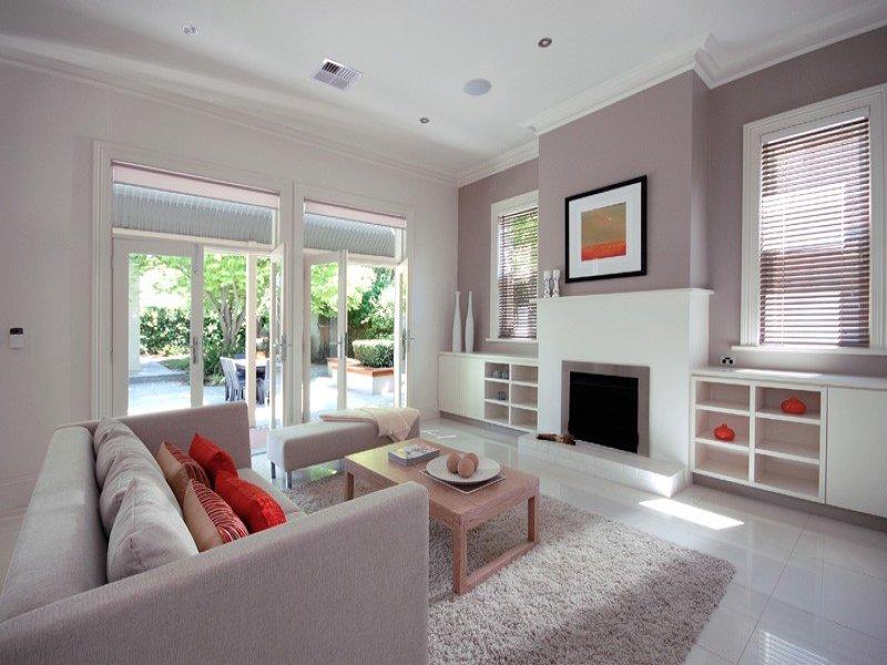 Come arredare il salotto con stile for Colori pareti salotto moderno