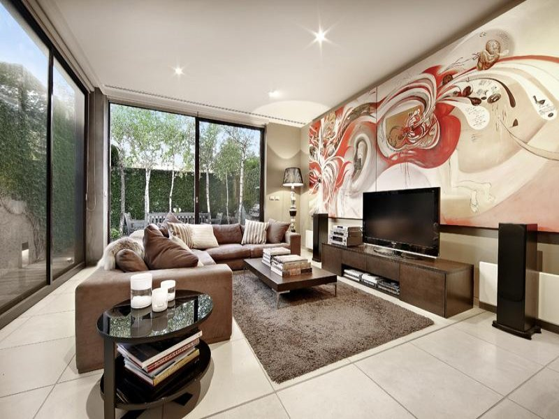 Come arredare il salotto con stile for Soggiorno stile moderno