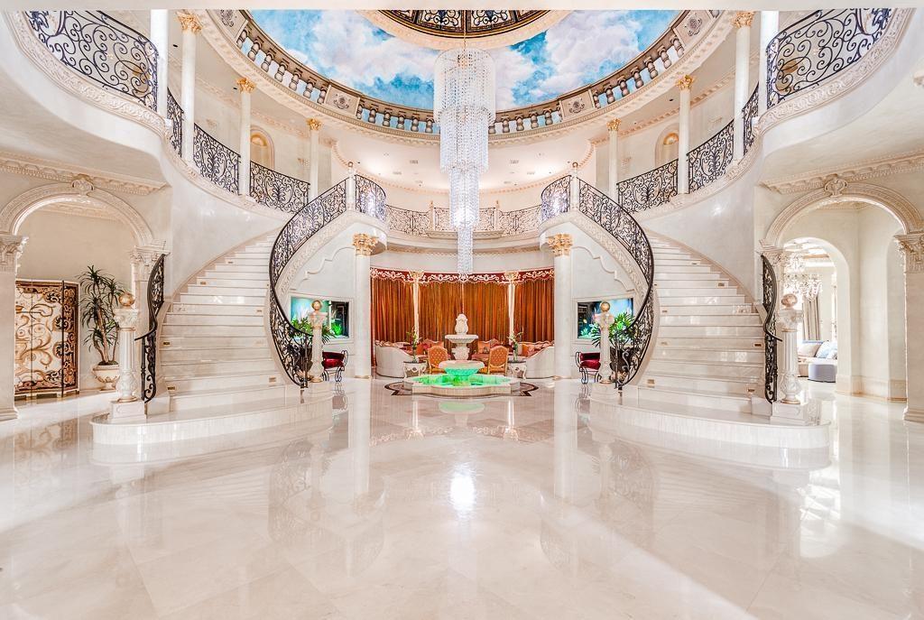 Sognare Un Casa Villa Lussuosa