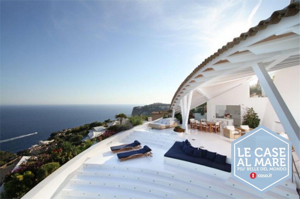 Le case al mare pi belle al mondo for Le piu belle case moderne