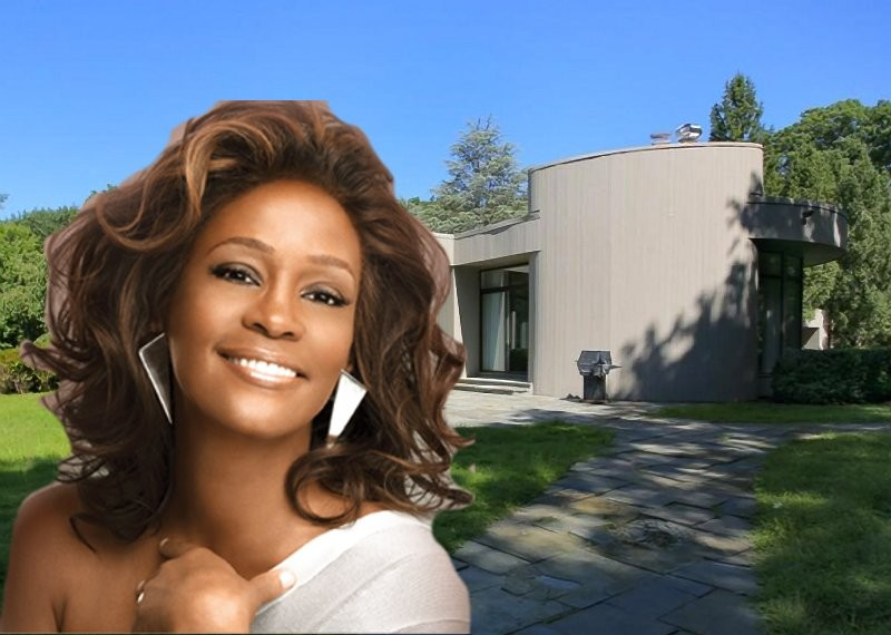 villa di Whitney Houston