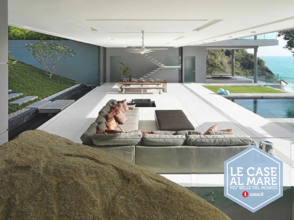 Le case al mare pi belle al mondo for Design di cabine di lusso